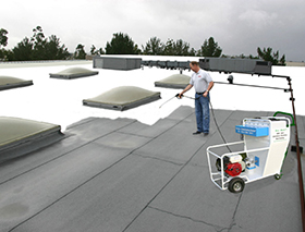roofspraying
